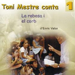 Toni Mestre conta: La rabosa i el corb