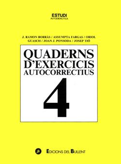 Quadern d'exercicis autocorrectius 4