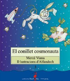El conillet cosmonauta (color)